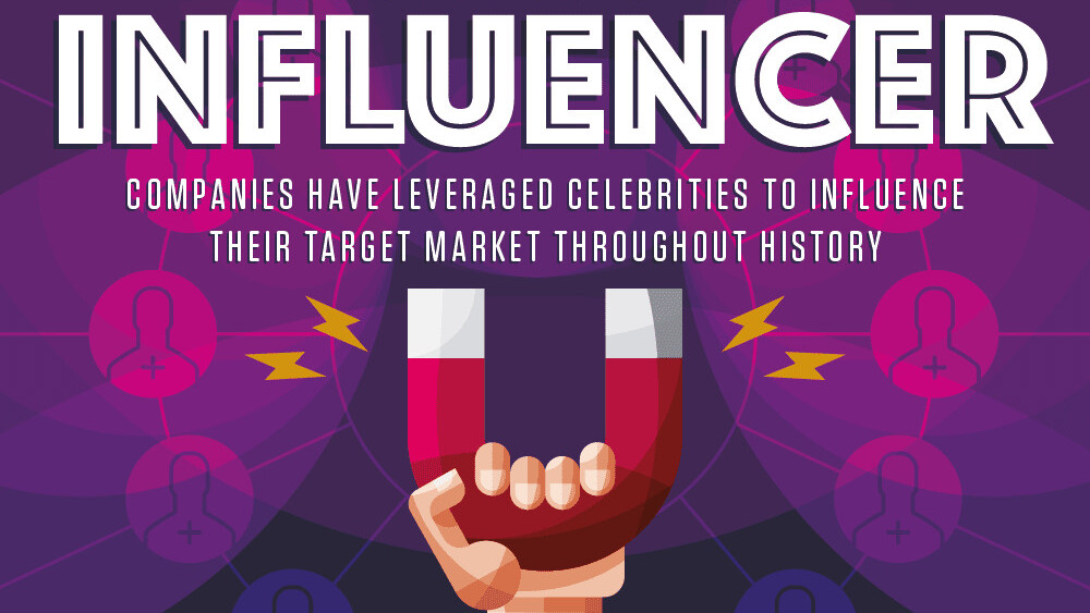 Move over mad men: social media influencers are the new kids on the block