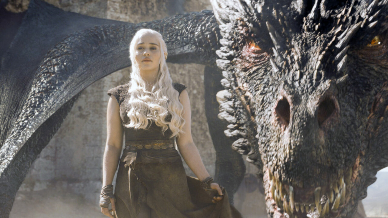 Season 7 of HBO's 'Game of Thrones' has been pirated over a billion times