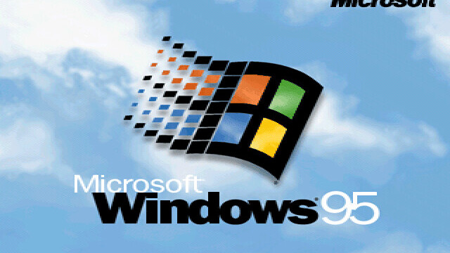 Windows 95 is 22 years old today – let's hope it doesn't turn 23