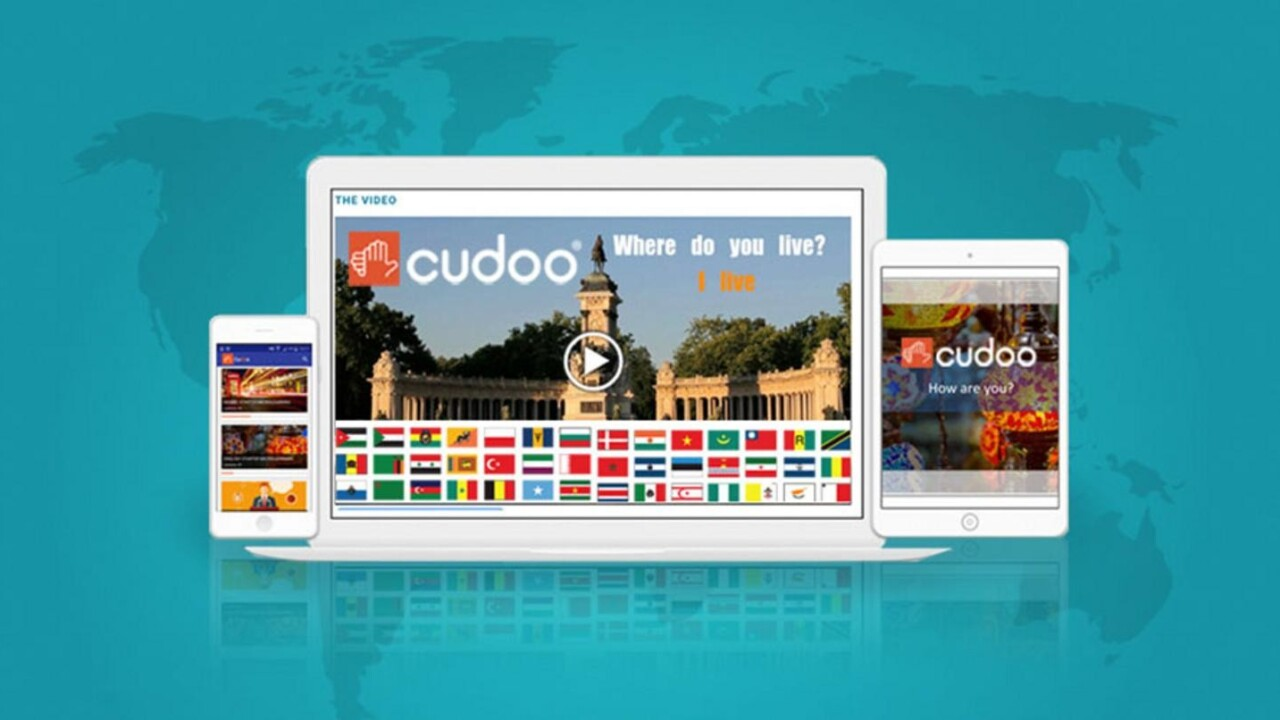 Learn a new language or skill with Cudoo's online course library — only $29