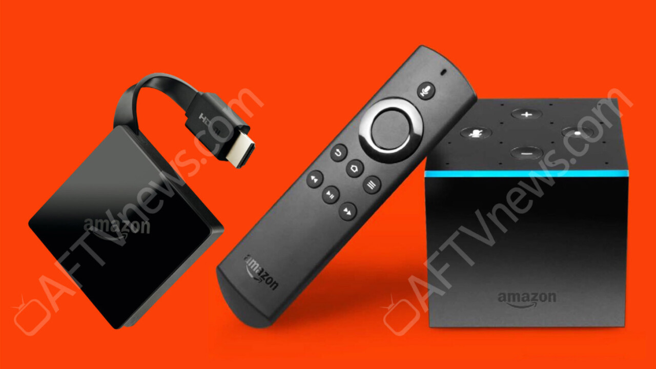 Report: Amazon's next Fire TV will double as an Echo