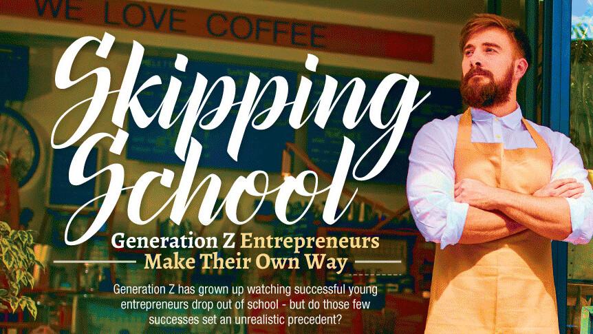 Why Gen Z is choosing to skip school in favor of entrepreneurship