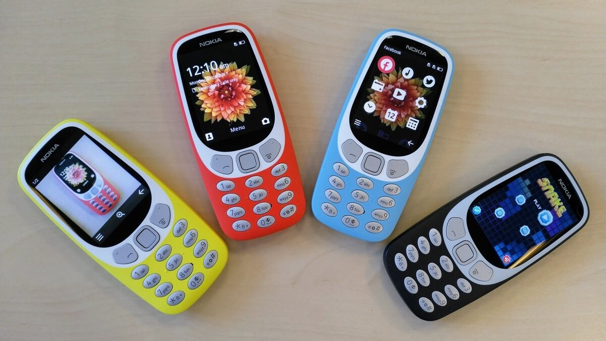 The revived Nokia 3310 3G finally works in the US