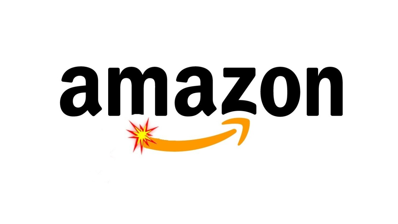 Amazon's recommendation engine offers a shopping list for making bombs