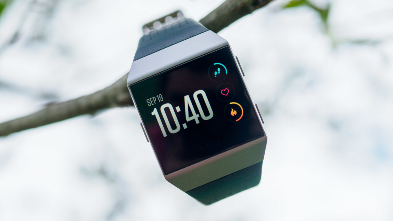 Fitbit's Ionic is the best Fitbit, but I wish it were more Pebble
