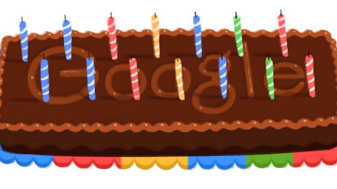 7 of Google's best birthday Doodles