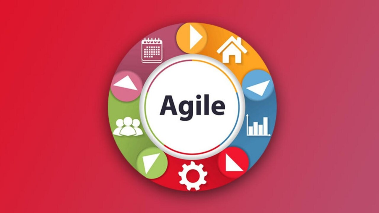 Lead and succeed with projects done the Agile way—learn how for only $39