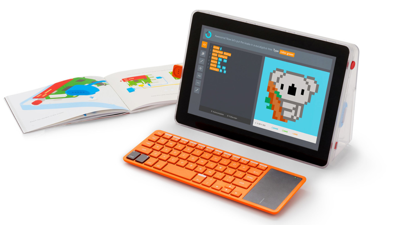 Kano's new $250 DIY kit lets kids build their own laptops