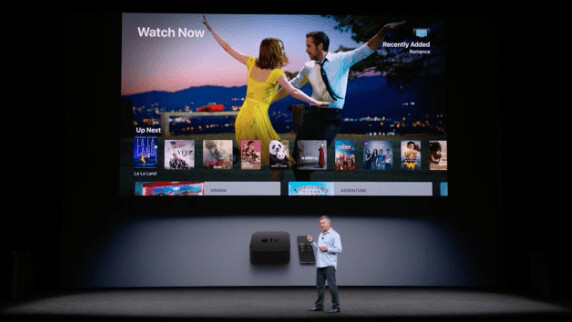 The 5th-gen Apple TV does 4K, HDR10 and Dolby Vision