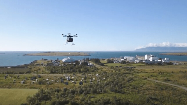 I went to Iceland to prove drone deliveries are bullshit (and I failed)