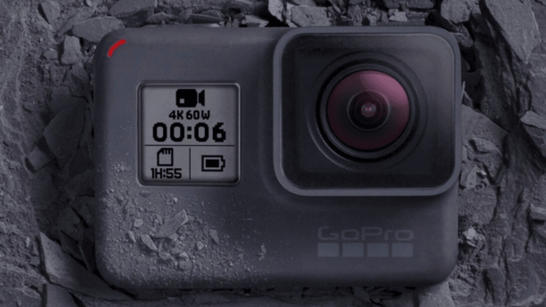 GoPro introduces Hero6 action cam