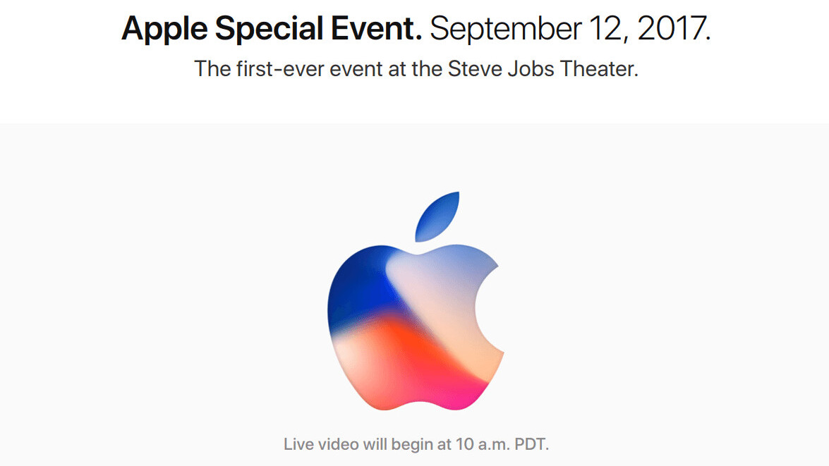 How to watch Apple's iPhone X event without Safari or Edge