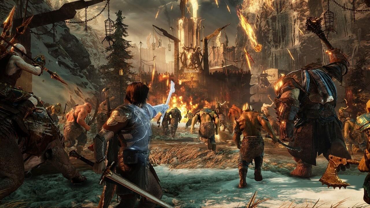 Shadow of War DLC sends Warner Bros into retreat mode