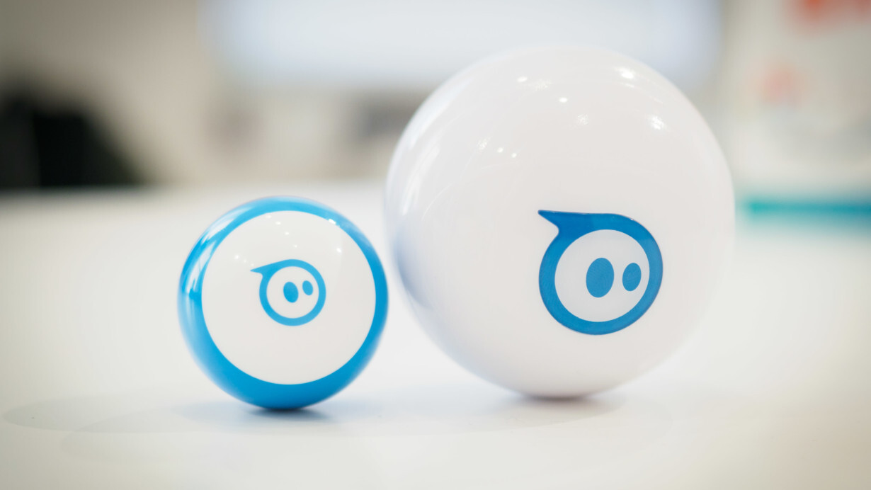 The new Sphero Mini has swappable shells, costs $50, and is utterly adorable