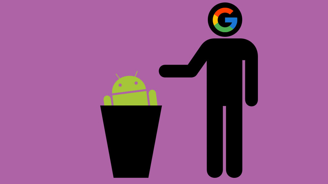 Google deletes Android backups without notification if you don't use phone