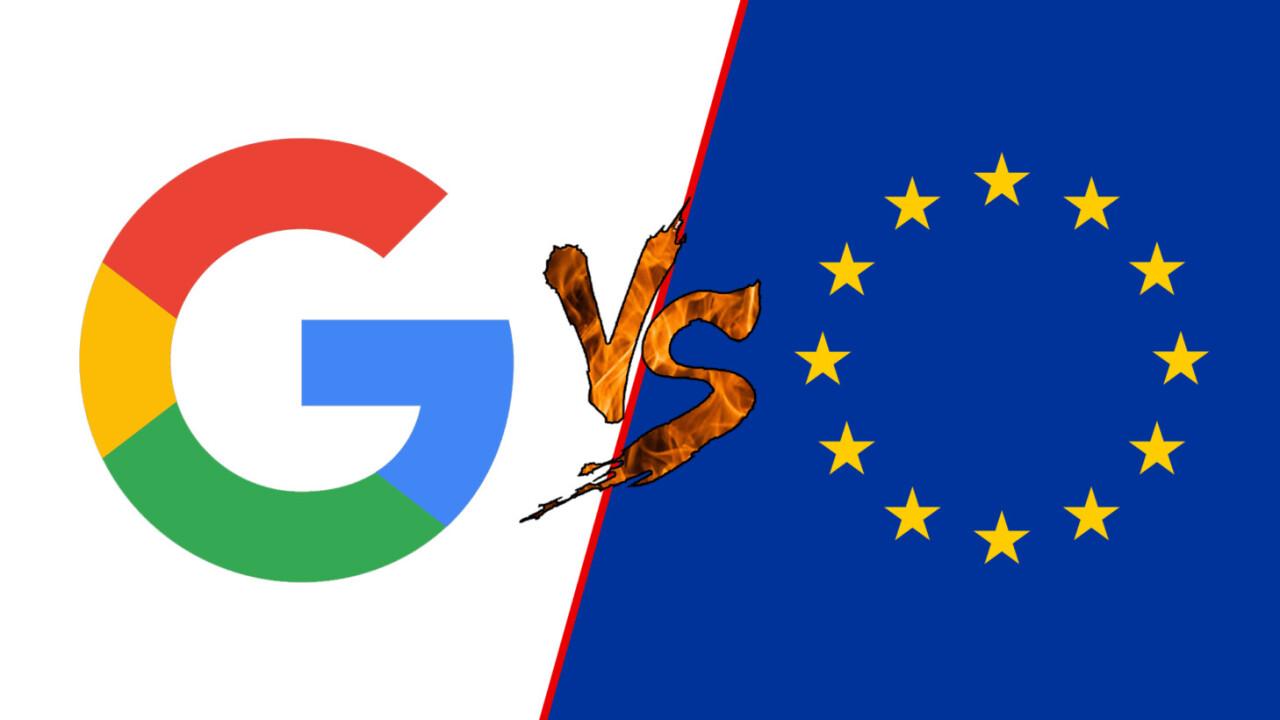 Google fights its historic €2.4 billion EU fine