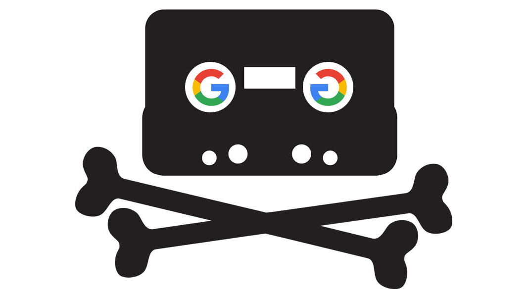 Google Drive has become a popular alternative to The Pirate Bay