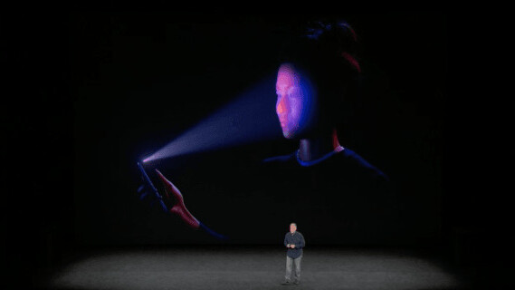 Apple introduces 'Face ID' for iPhone X