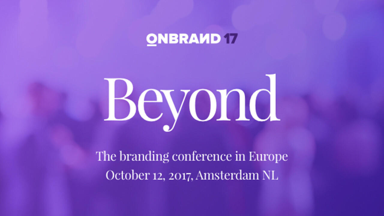 TNW partners with OnBrand to host the Cosmic Innovation Stage
