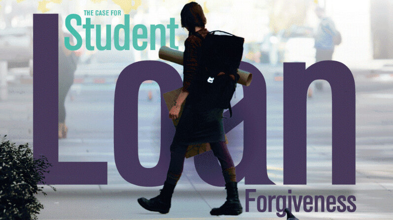 The new case for student loan forgiveness