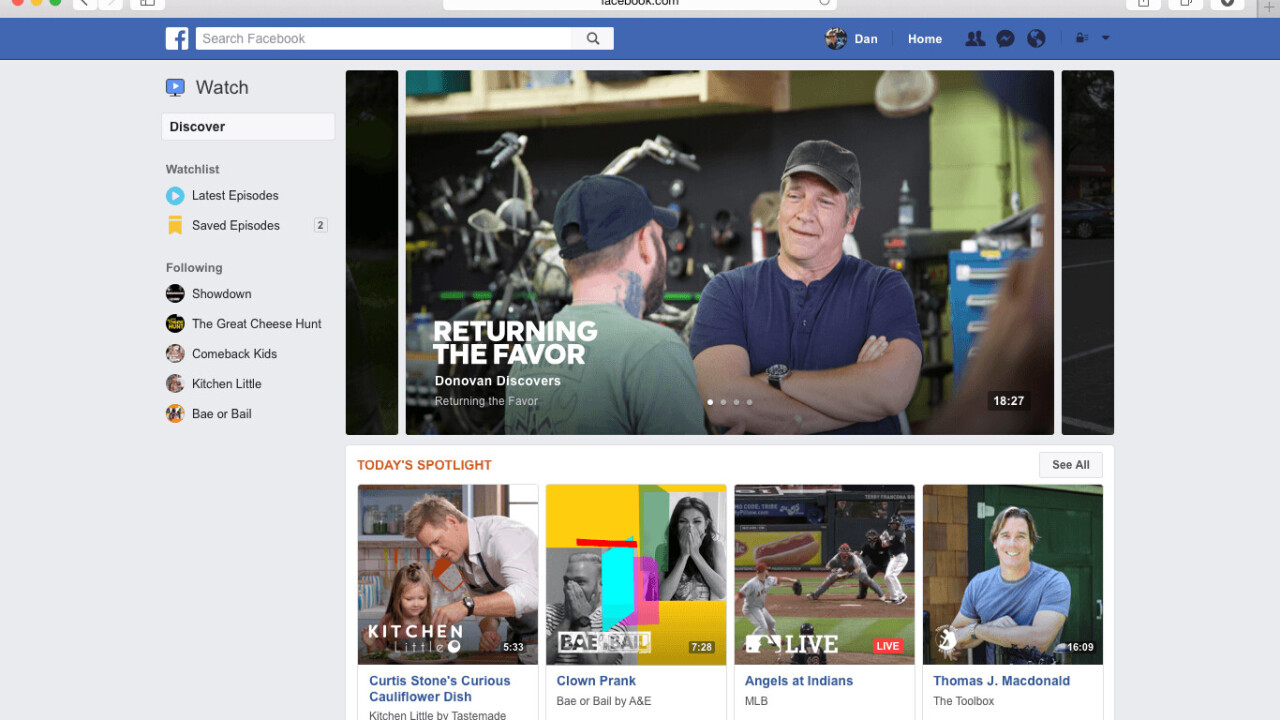 Facebook shows the future of media is all about UX, not original content