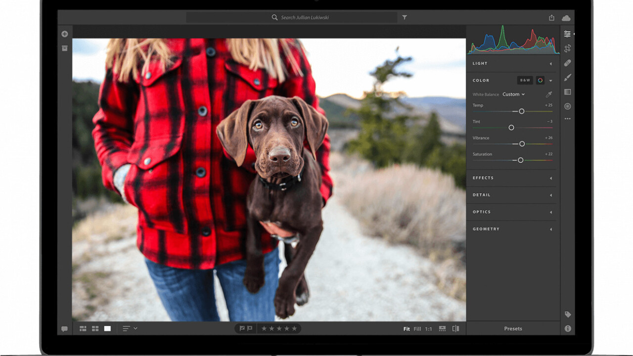 Adobe's new Lightroom CC feels like a breath of fresh air for my photography