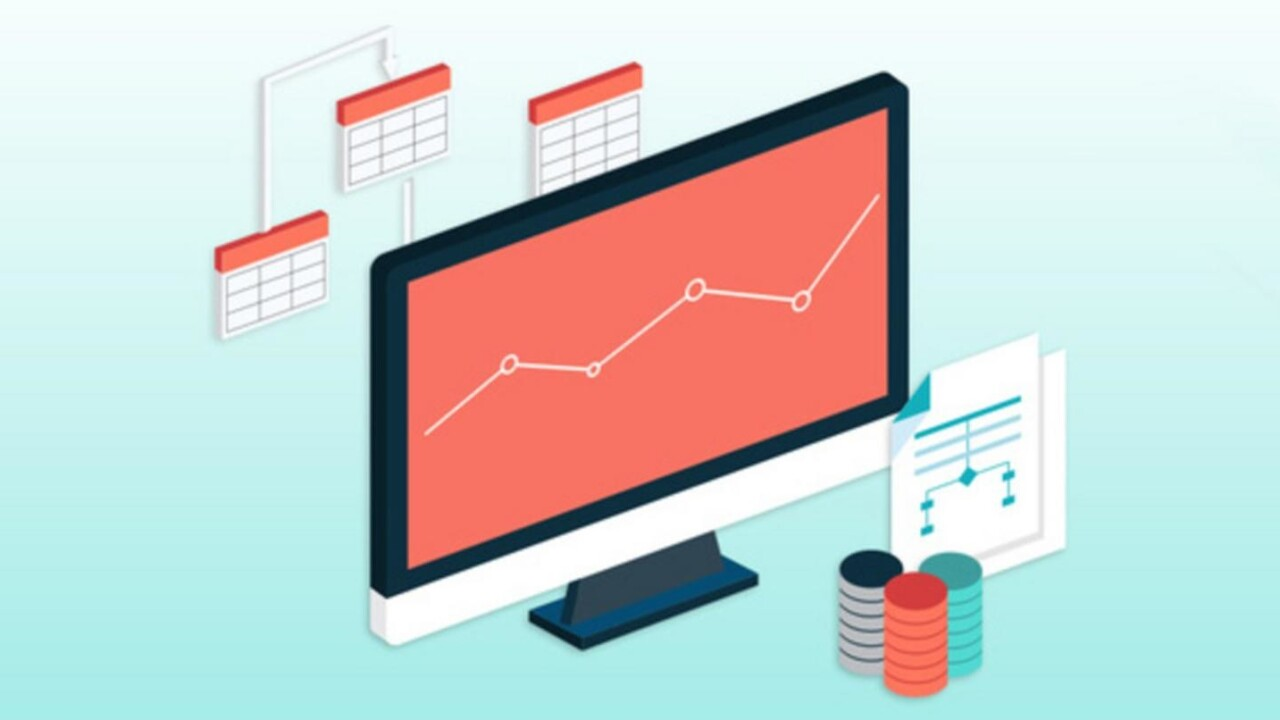 Make a career leap in this 130-course ultimate data and analytics training — only $39