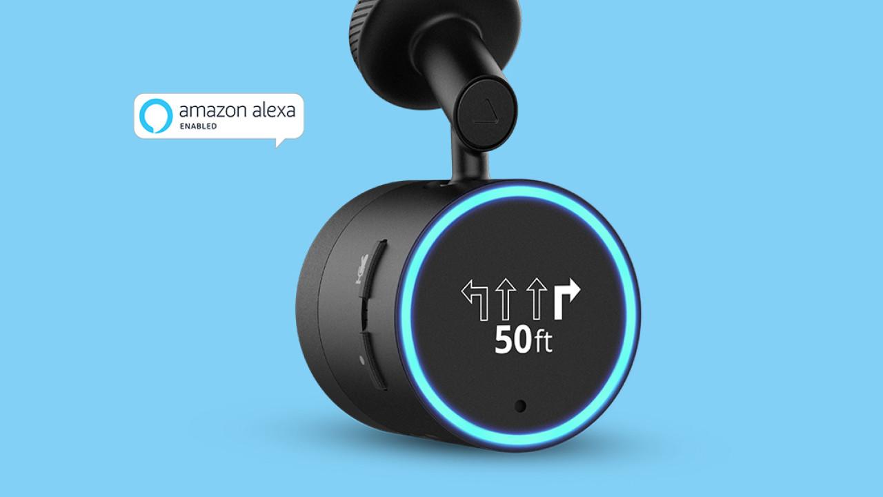 Garmin's Speak brings Alexa into your car for $150