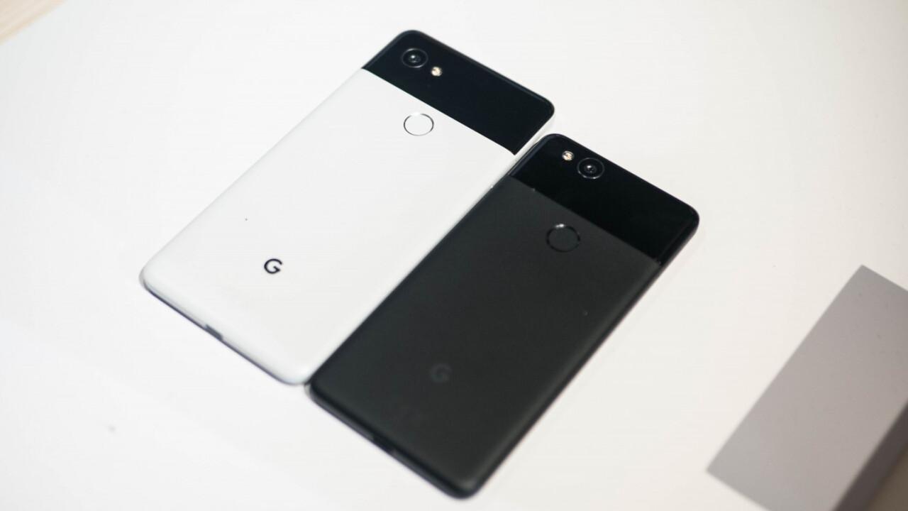 Google Pixel 2 and XL hands-on: I was skeptical. Now I'm impressed.