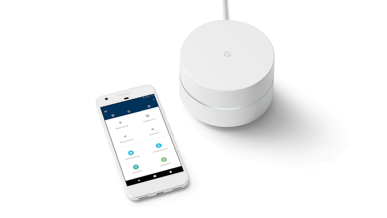 A year later, Google WiFi is still the best option for home internet
