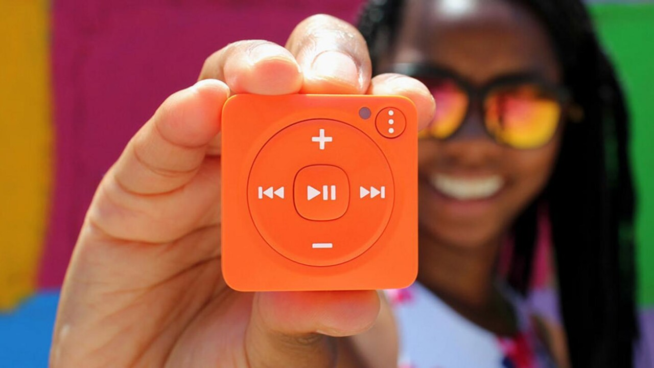 The Mighty, the world's first Spotify music player that doesn't need a smartphone