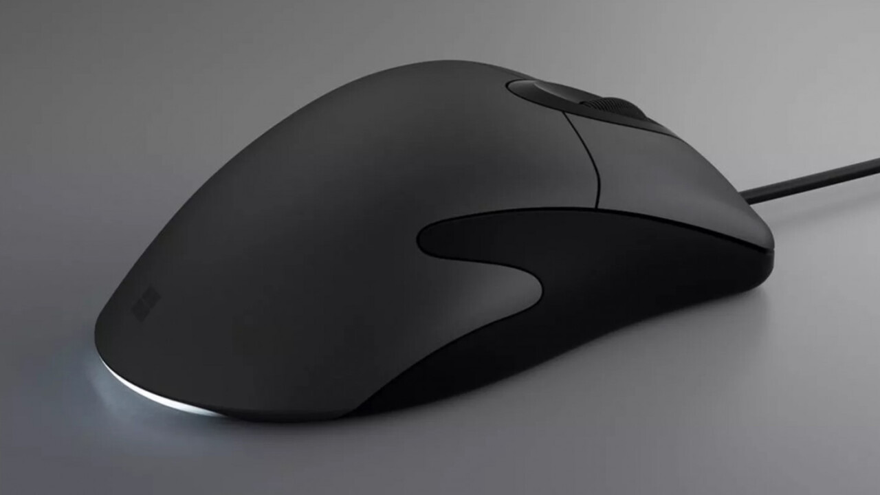 Microsoft is selling the IntelliMouse Explorer again, but screws up the sensor choice
