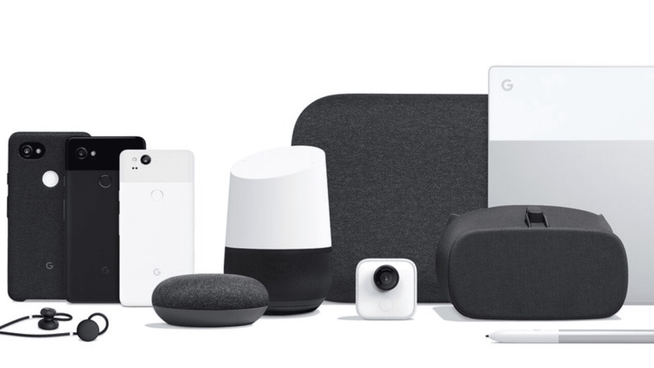 Everything Google announced at its grand Pixel event