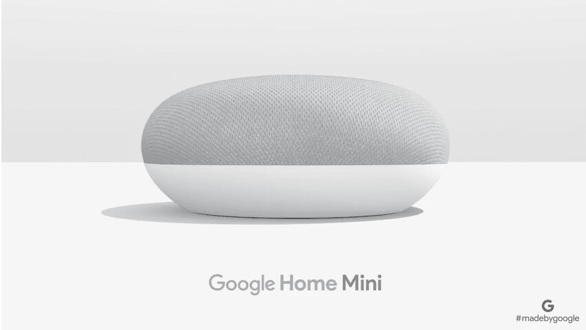 Google reveals the Home Mini and Max