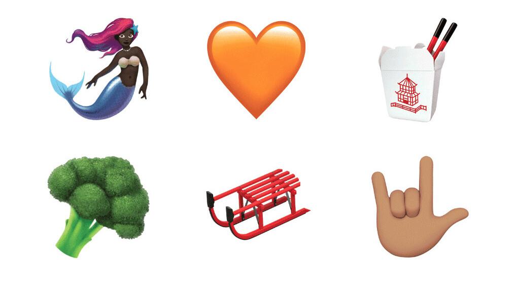 Apple reveals kinda cool new emoji for iPad and iPhone