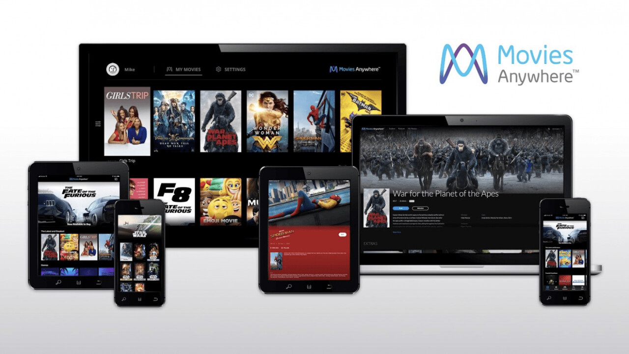 Movies Anywhere merges flicks from iTunes, Play, Amazon, and Vudu into a single library [Update]