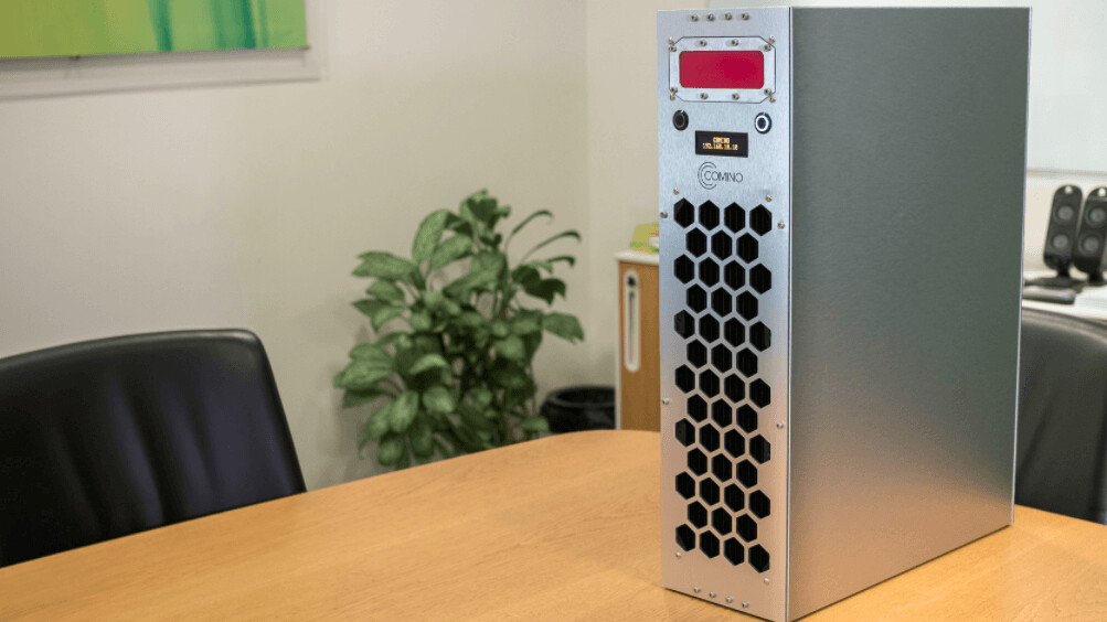 Russians have invented a high-tech heater that also mines Ethereum