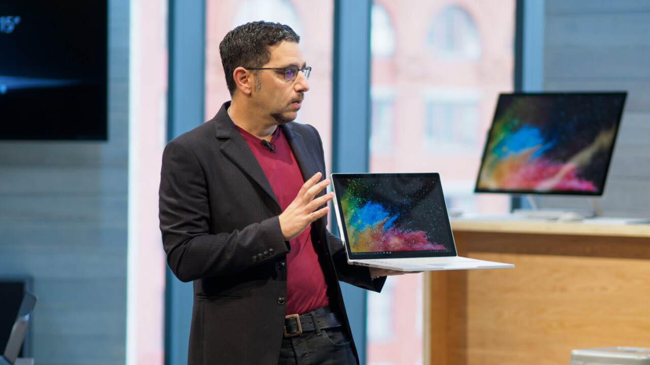 Panos Panay's promotion is great news for Microsoft Surface fans