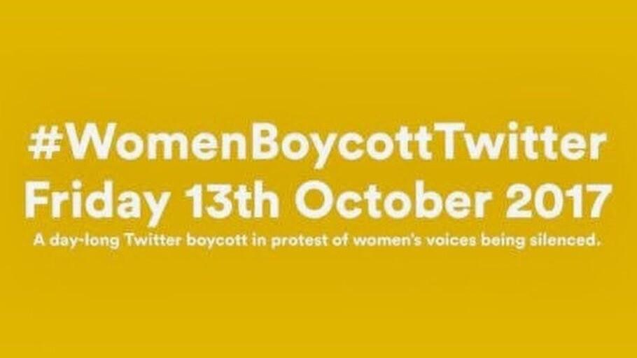 Twitter boycott splits protesters over voluntary silence