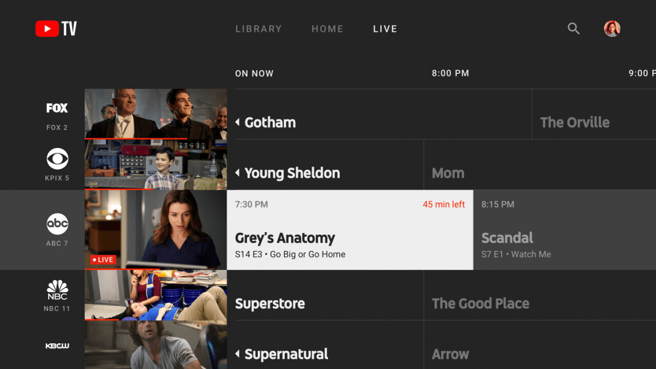 YouTube's cable-cutter option rolls out to Xbox One and select smart TVs