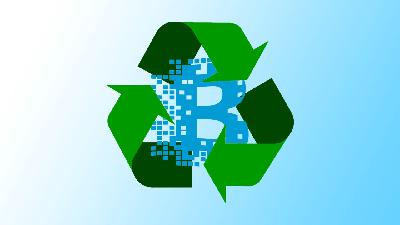 Crypto-mining with renewable energy: the solution for Blockchain's carbon footprint
