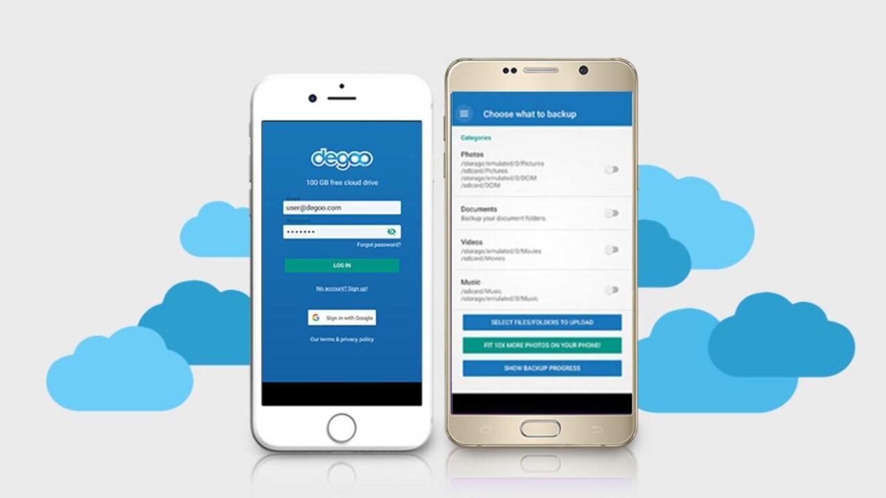 Super-deal underway: 2TBs of cloud storage under $60