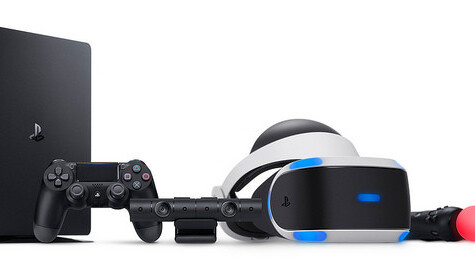 Sony announces streamlined new PlayStation VR