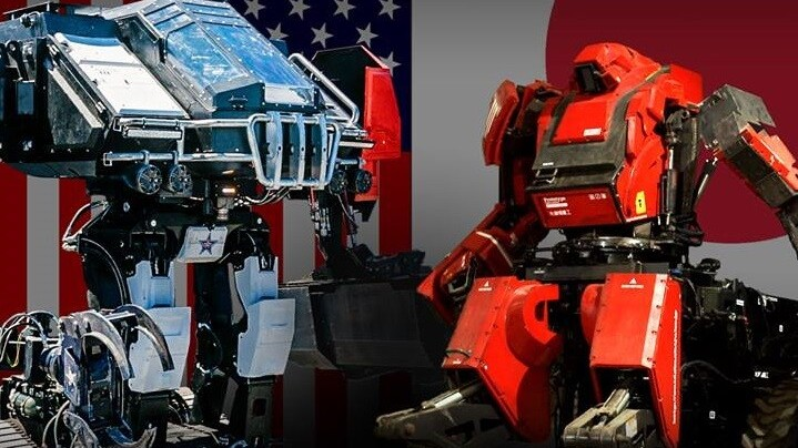 How to watch GIANT ROBOTS fighting live tonight