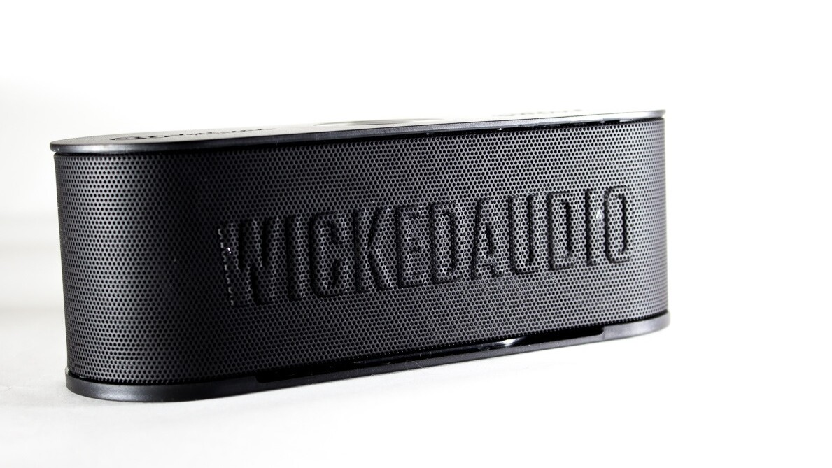 Wicked Audio's Outcry Extreme is my favorite Bluetooth speaker under $60