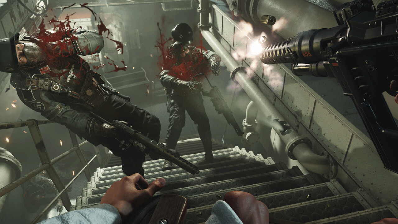 Wolfenstein II: The New Colossus is the Nazi-killing fun 2017 deserves