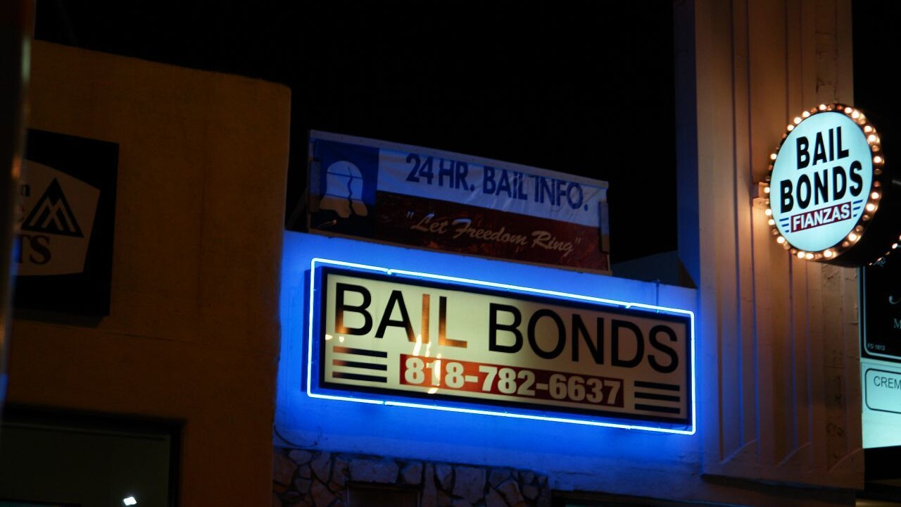 This blockchain mining system helps people who can't afford bail