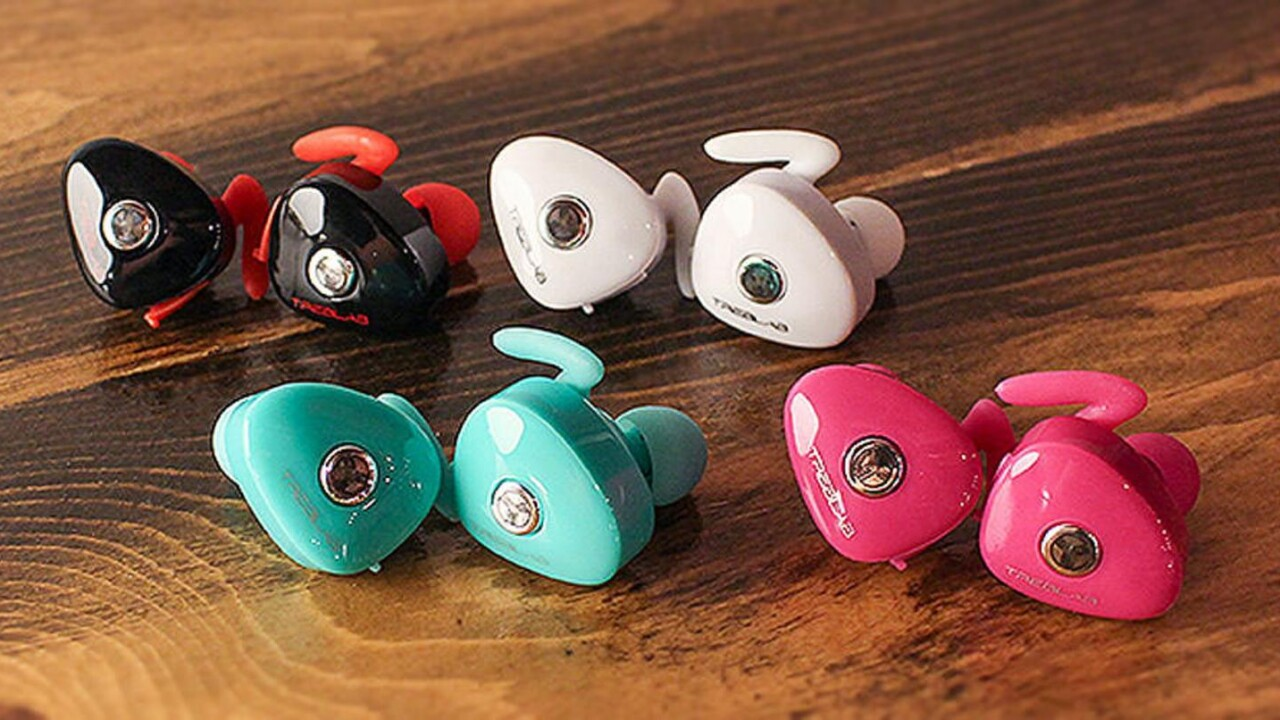 These earbuds are the perfect balance of battery life, feel and sound quality – save over $100