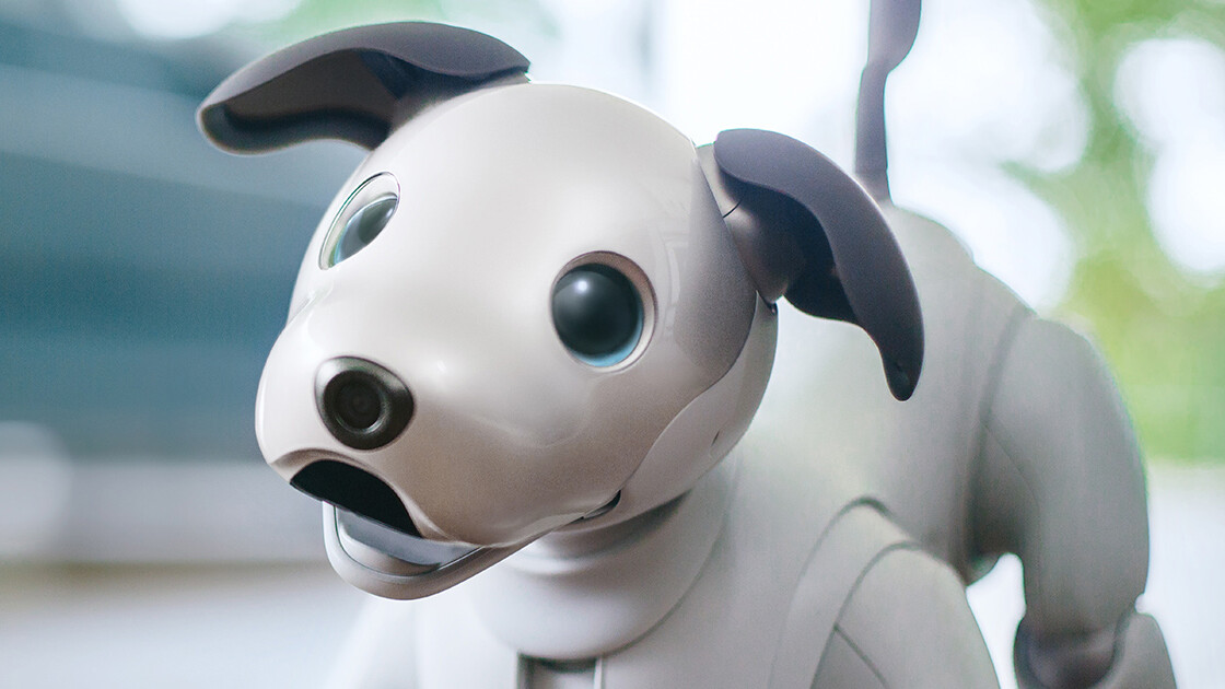 Sony's Aibo robot dog is making a comeback