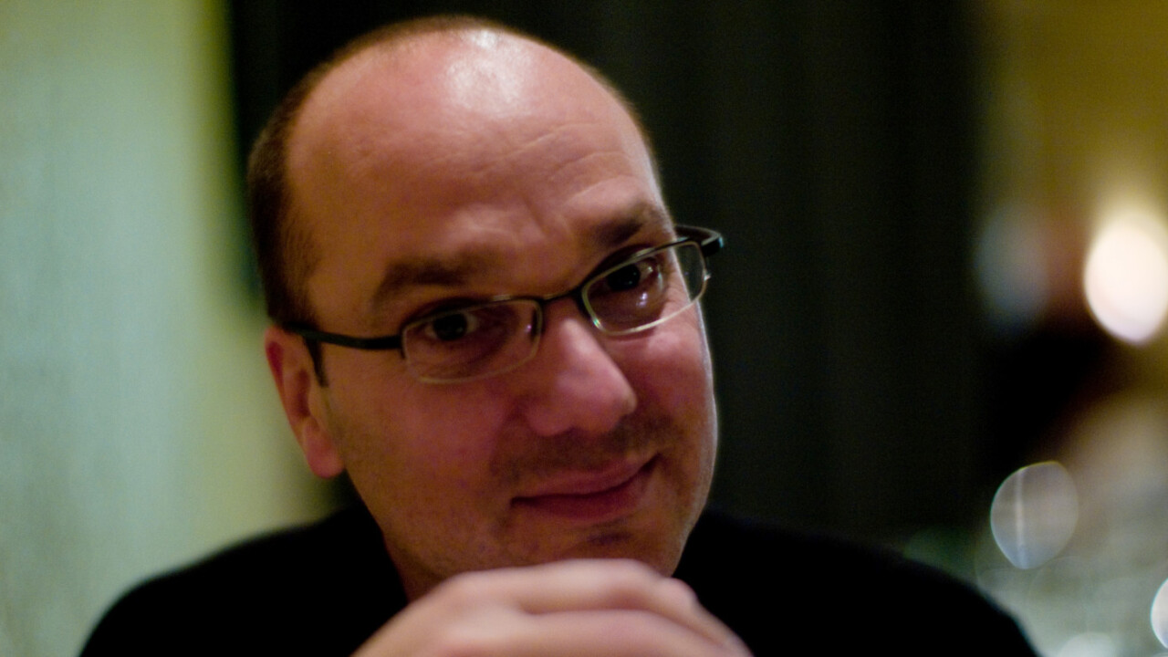 Report: Android creator Andy Rubin left Google over an inappropriate workplace relationship